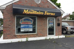 Mountaire Decal AWNING