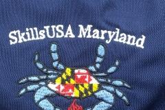 Skills USA embroidery 2015