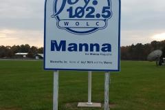 Alum Radio sign