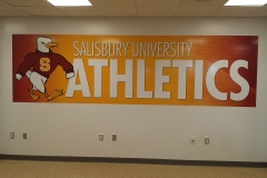 SU locker room wall 1