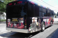 Casino Bus Wrap 3