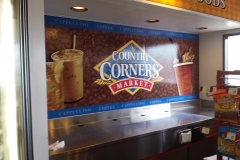 Country Corner Mkt. Wall Wrap