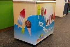 Ice cream cooler 2