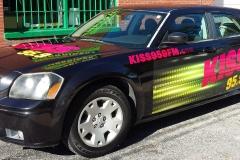 KISS car 1-m