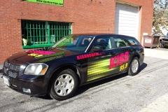 KISS car 1